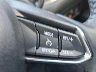 2017 Mazda CX-5 KF4WLA GT SKYACTIV-Drive i-ACTIV AWD Machine Grey 6 Speed Sports Automatic Wagon