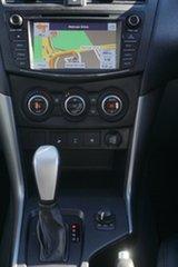 2016 Mazda BT-50 UR0YF1 GT Black 6 Speed Sports Automatic Utility