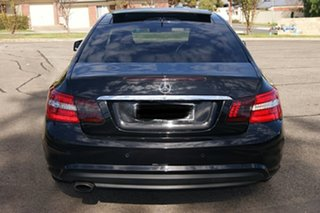 2010 Mercedes-Benz E250 207 CGI Elegance Black 5 Speed Automatic Coupe.