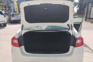 Subaru Liberty 2.5I White Constant Variable Sedan