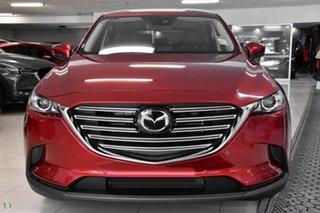 2021 Mazda CX-9 TC Touring SKYACTIV-Drive Red 6 Speed Sports Automatic Wagon.