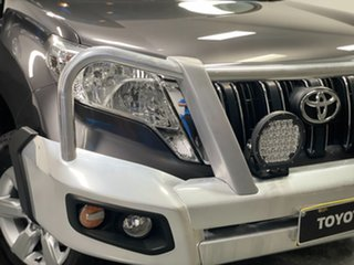 2016 Toyota Landcruiser Prado GDJ150R GXL Graphite 6 Speed Sports Automatic Wagon.
