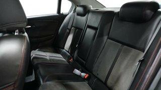 2014 Holden Commodore VF MY14 SV6 Storm Blue 6 Speed Sports Automatic Sedan