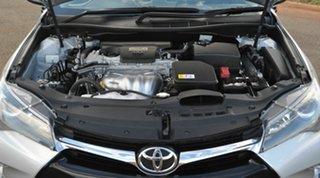 2017 Toyota Camry ASV50R MY16 Atara SX Silver 6 Speed Automatic Sedan
