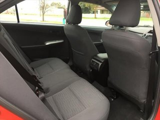 2017 Toyota Camry ASV50R Altise Red 6 Speed Sports Automatic Sedan