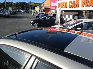 2009 Renault Megane X84 MY06 Upgrade Privilege Gold 4 Speed Automatic Sedan