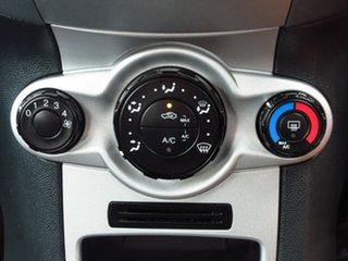 2013 Ford Fiesta WT CL Silver 5 Speed Manual Hatchback