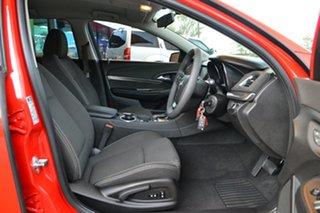 2017 Holden Commodore VF II MY17 Evoke Sportwagon Red Hot 6 Speed Sports Automatic Wagon.