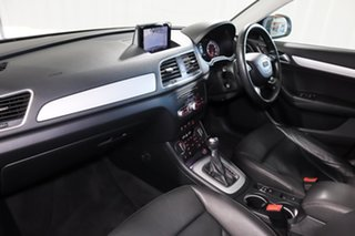 2016 Audi Q3 8U MY17 TFSI S Tronic Grey 6 Speed Sports Automatic Dual Clutch Wagon