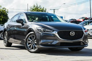 2021 Mazda 6 GL1033 Sport SKYACTIV-Drive Grey 6 Speed Sports Automatic Sedan.