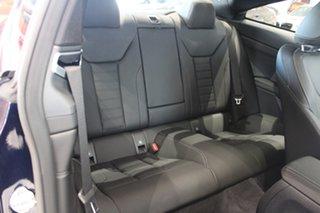 2020 BMW 4 Series G22 430i Steptronic M Sport Tanzanite Blue 8 Speed Sports Automatic Coupe