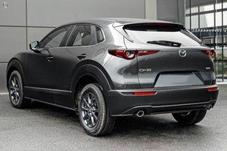 2021 Mazda CX-30 DM2W7A G20 SKYACTIV-Drive Pure Grey 6 Speed Sports Automatic Wagon