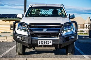2019 Holden Colorado RG MY19 LS White 6 Speed Sports Automatic Cab Chassis