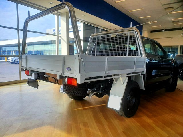 New Ford Ranger PX MkIII 2021.25MY XL Essendon Fields, 2021 Ford Ranger PX MkIII 2021.25MY XL Meteor Grey 6 Speed Manual Double Cab Pick Up