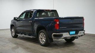 2021 Chevrolet Silverado T1 MY21 1500 LTZ Premium Pickup Crew Cab W/Tech Pack Northsky Blue Metallic.