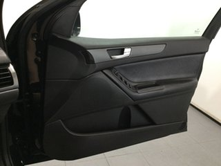 2010 Ford Falcon FG XR6 50th Anniversary Black 6 Speed Sports Automatic Sedan