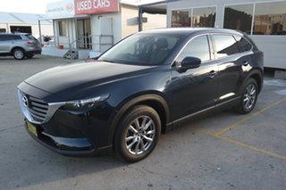 2017 Mazda CX-9 TC Touring SKYACTIV-Drive Blue 6 Speed Sports Automatic Wagon.