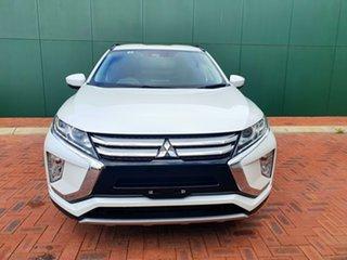 2019 Mitsubishi Eclipse Cross YA MY20 LS (2WD) Silver Continuous Variable Wagon
