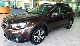 2019 Subaru Outback MY20 2.5I Premium AWD Brown Continuous Variable Wagon.