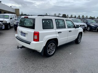 2009 Jeep Patriot MK Limited White 5 Speed Manual Wagon