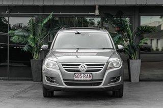 2010 Volkswagen Tiguan 5N MY10 125TSI 4MOTION Grey 6 Speed Sports Automatic Wagon.