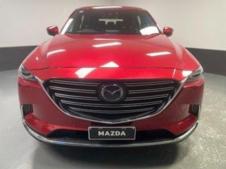 2017 Mazda CX-9 TC Azami SKYACTIV-Drive i-ACTIV AWD Metallic Red 6 Speed Sports Automatic Wagon.