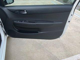 2012 Hyundai i20 PB MY13 Active White 4 Speed Automatic Hatchback