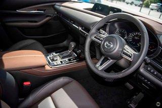 2021 Mazda CX-30 DM2WLA G25 SKYACTIV-Drive Touring Red 6 Speed Sports Automatic Wagon