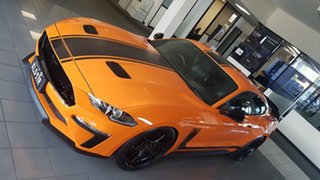 2019 Ford Mustang FN 2020MY R-Spec Twister Orange 6 Speed Manual Fastback.