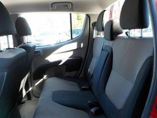 2015 Mitsubishi Triton MQ MY16 GLX Double Cab Red 5 Speed Sports Automatic Utility