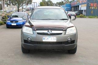 2008 Holden Captiva CG MY09 CX (4x4) Bronze 5 Speed Automatic Wagon.