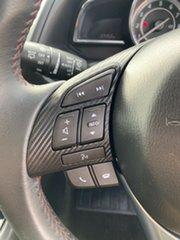 2015 Mazda 3 BM5436 SP25 SKYACTIV-MT GT Black 6 Speed Manual Hatchback