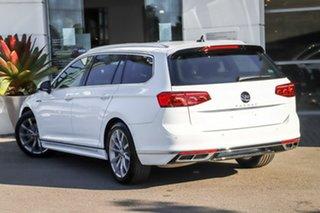 2021 Volkswagen Passat 3C (B8) MY21 162TSI DSG Elegance Pure White 6 Speed