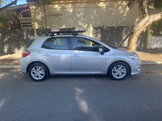 2012 Toyota Corolla ZRE152R MY11 Ascent Sport Silver 4 Speed Automatic Hatchback
