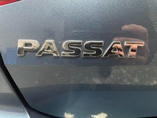 2016 Volkswagen Passat 3C (B8) MY16 132TSI DSG Harvard Blue 7 Speed Sports Automatic Dual Clutch