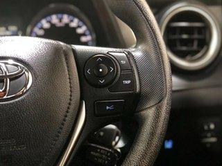 2018 Toyota RAV4 ZSA42R GX 2WD Black 7 Speed Constant Variable Wagon