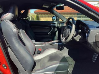 2013 Toyota 86 ZN6 GTS Red 6 Speed Sports Automatic Coupe