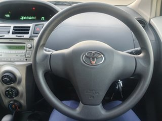 2011 Toyota Yaris NCP90R MY11 YR Pink 4 Speed Automatic Hatchback