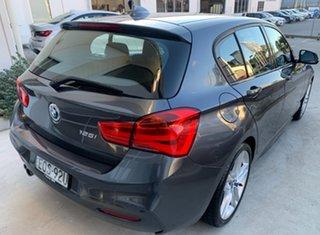 2017 BMW 1 Series F20 LCI 125i M Sport Grey 8 Speed Sports Automatic Hatchback