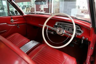 1965 Ford Falcon XP Deluxe Red 3 Speed Manual Hardtop.