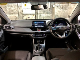 2018 Hyundai i30 PD2 MY19 Active White 6 Speed Sports Automatic Hatchback