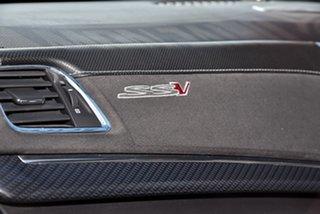 2016 Holden Commodore VF II MY16 SS V Redline White 6 Speed Manual Sedan