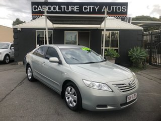 2007 Toyota Camry ACV40R 07 Upgrade Altise Silver 5 Speed Automatic Sedan.