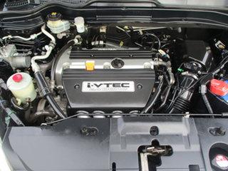 2009 Honda CR-V MY07 (4x4) Black 6 Speed Manual Wagon