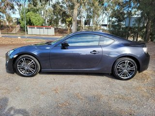 2014 Toyota 86 ZN6 GT Grey 6 Speed Sports Automatic Coupe