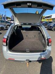 2013 Holden Commodore VF MY14 Evoke Sportwagon Silver 6 Speed Sports Automatic Wagon