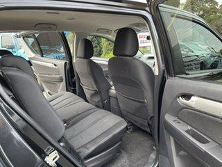 2015 Isuzu MU-X MY15 LS-U Rev-Tronic Black 5 Speed Sports Automatic Wagon