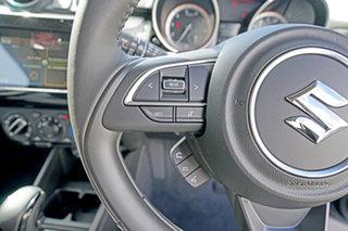 2021 Suzuki Swift AZ Series II GL Plus (Qld) Black Continuous Variable Hatchback