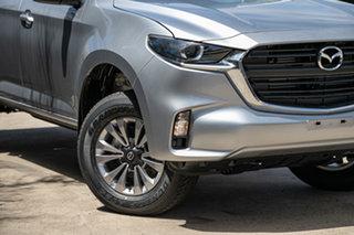 2021 Mazda BT-50 BT-50 B 6AUTO 3.0L DUAL CAB PICKUP XT 4X4 Ingot Silver Crewcab.