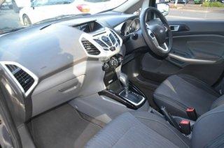 2014 Ford Ecosport BK Trend Grey 6 Speed Automatic Wagon